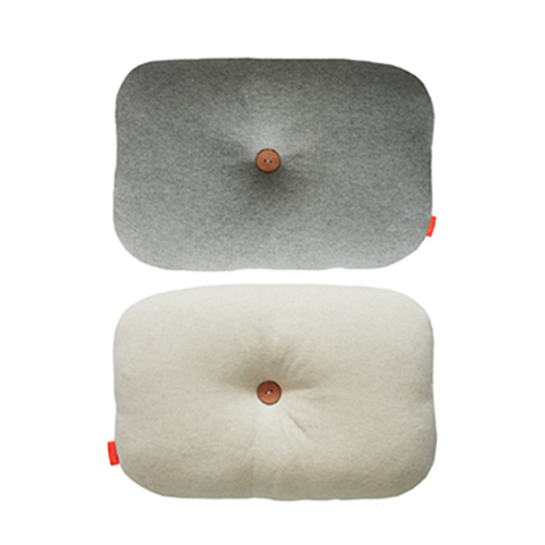 [OYOY]BUMBLE CUSHION-쿠션(OFF WHITE & LIGHT GREY)