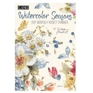 [LANG]2021포켓다이어리WATERCOLOR SEASONS