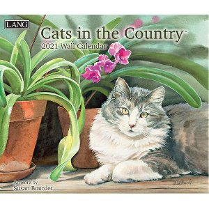 [LANG]2021달력-Cats in the country
